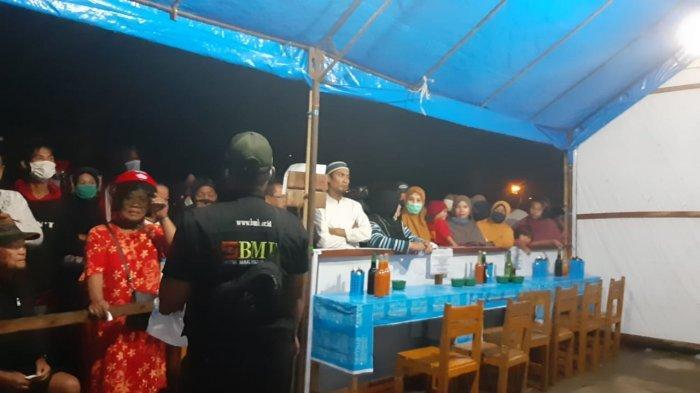 YouTuber Baim Wong Bersama Laznas BMH Dirikan Rumah Makan Gratis di Mamuju, Menunya Ada Kapurung