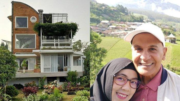 Dipenjara karena Kasus Korupsi, Lihat Mewahnya Rumah Mark Sungkar: Tampilan Unik, Asri, Bertingkat 4