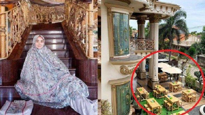 Rumah Mewah Muzdalifah Rp 32 M Tak Laku-laku, Kini jadi Warung Makan: Lihat Harga di Daftar Menu