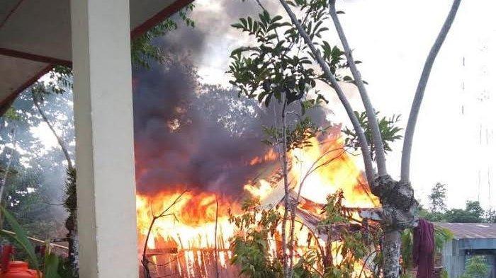 14 Unit Rumah Hangus Terbakar Sinjai Selama Enam Bulan, Terbanyak di Kecamatan Sinjai Utara
