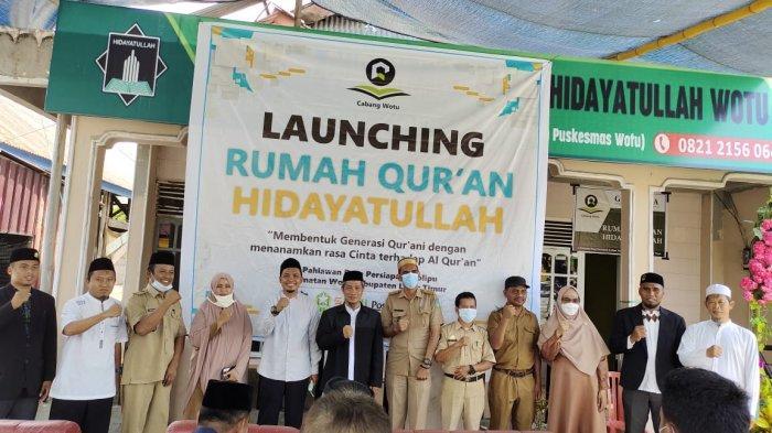Hidayatullah-BMH Sulawesi Selatan Target Luncurkan 50 Program Rumah Quran