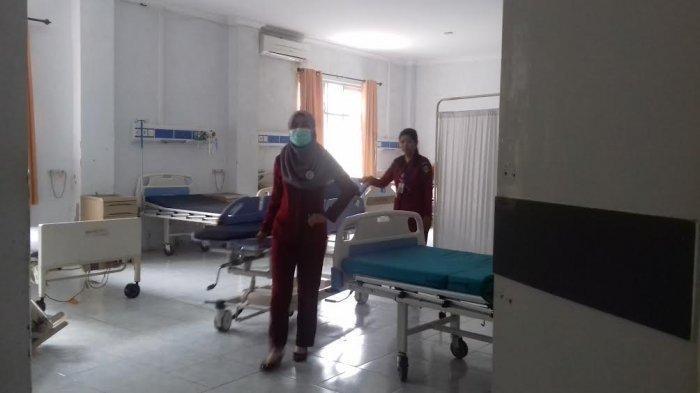 Kadis Kesehatan Sulsel: Rawat Inap Covid-19 Nyaris Nol