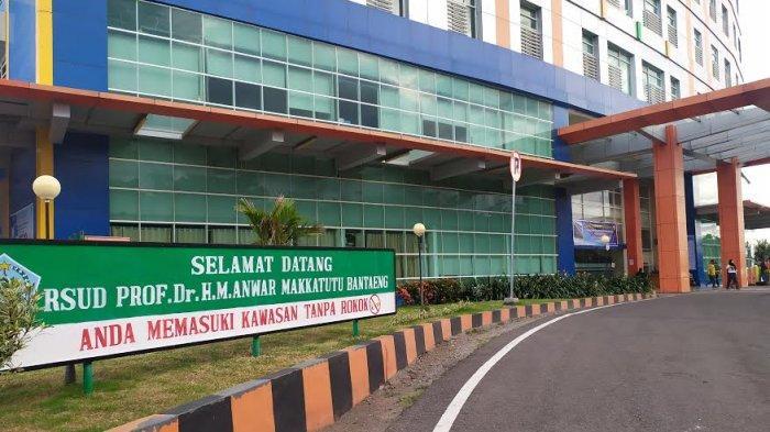 Update Corona di Bantaeng, Ada Pasien PDP Covid-19 Dirawat di RSUD Anwar Makkatutu