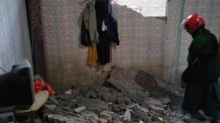 Gempa 5.4 Magnitudo Guncang Mamuju Tengah, 7 Rumah Rusak di Kuo