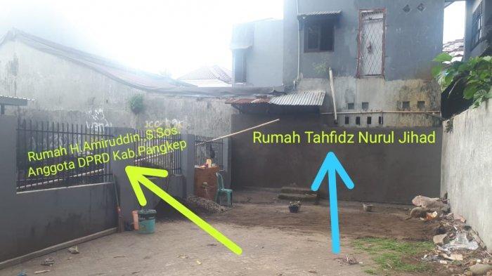 Oknum Legislator PAN Tega Usir para Tahfiz di Masale Pakai Parang, juga Tutup Akses ke Masjid