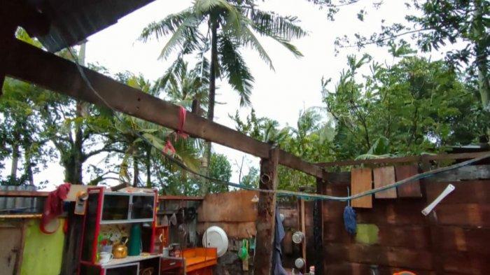 Atap Rumah Warga Corawali Barru Hilang
