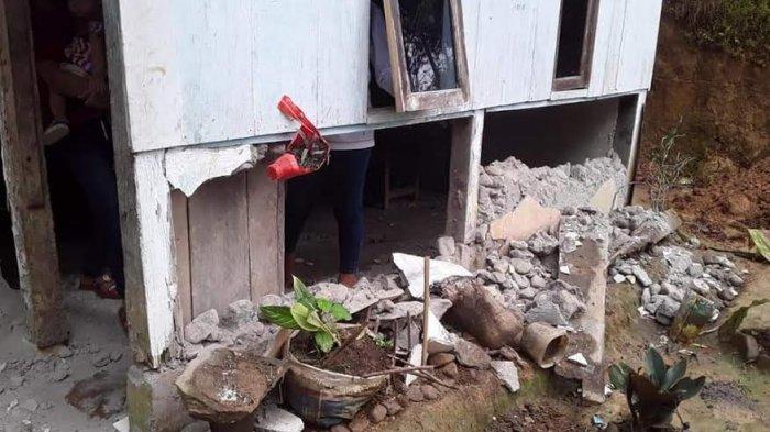 Puluhan Rumah Warga di Mamasa Terdampak Gempa Sulbar, DKPP Upayakan Beri Bantuan
