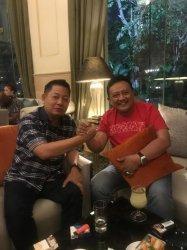 Sadap Temui AIA dan RMS di Jakarta Jelang Pilwali Makassar, Apa Dibahas?