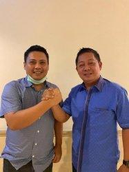 RMS, AIA, TP Penantang Nurdin Abdullah di Pilgub Sulsel, Nurdin Halid: Jaringan Saya Tetap Solid!