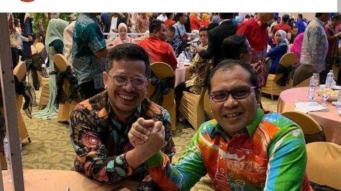 Pesan Syahrul Yasin Limpo ke None