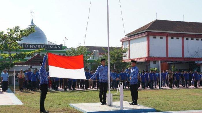 Warga Binaan Rutan Makassar Ikut Peringati Hari Sumpah Pemuda, Segini Jumlahnya