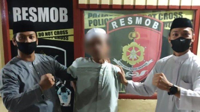 Pelaku Pemarangan di Makassar Ditangkap Saat Hadiri Acara Takziah, Korbannya Dikabarkan Polisi