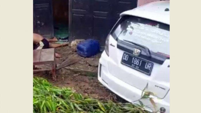 Ini Identitas 3 Korban Tewas Akibat Mobil Tabrak Kios di Desa Nusa Bone