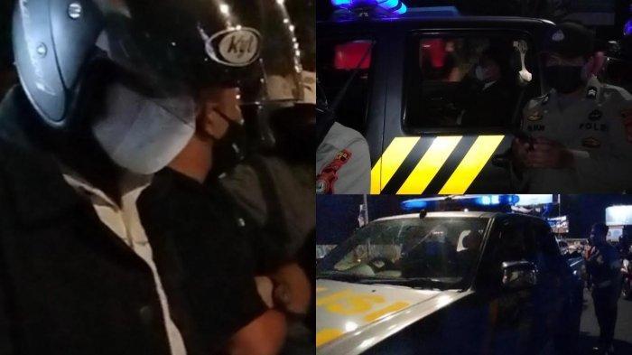 Polisi Gadungan yang Buntuti Pengendara di Makassar Ditangkap