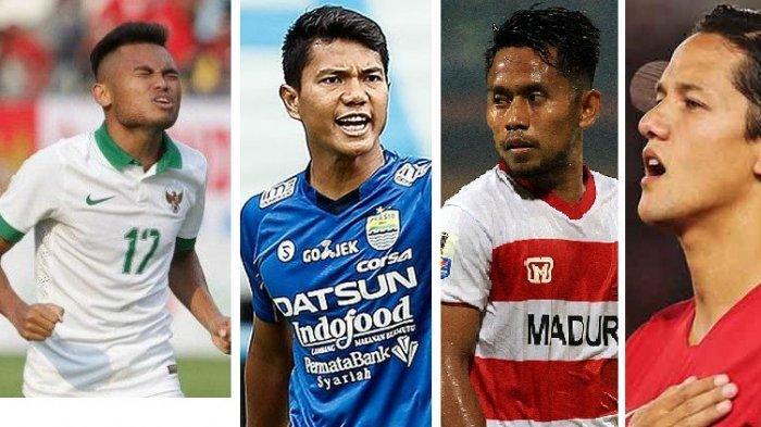 Bursa Pemain Liga 1 - Saddil Ramdani, Ex Persib 4 Timnas ke Bhayangkara FC, Irfan Bachdim PSS Sleman