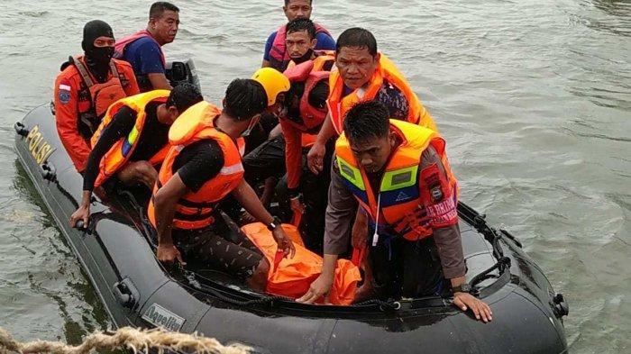 Sadewa Ditemukan Meninggal di Perairan Ujung Lero Pinrang