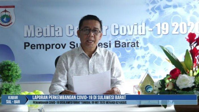 Positif Covid-19 di Mamuju Tengah Bertambah Satu Orang, dari Cluster Pontanakayyang