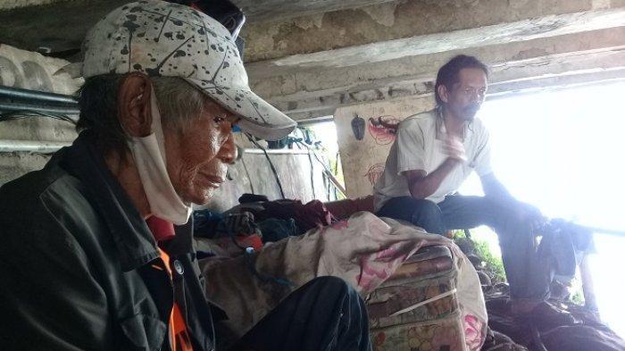Kisah Kakek Nuru, Korban Penggusuran yang Hidup di Kolong Jembatan CPI Makassar