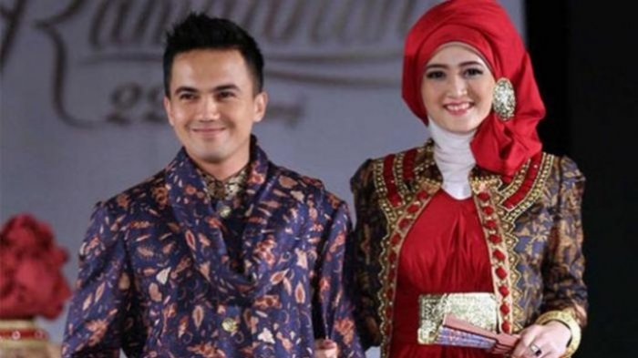 Sahrul Gunawan dan Indriani hadi