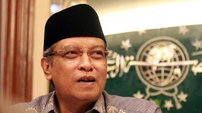 Ketum PBNU KH Said Aqil Siradj Positif Covid-19 Susul Wagub DKI Jakarta Ahmad Riza Patria