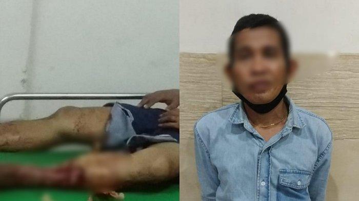 Copet Tas Guru di Anjungan Pantai Losari Makassar, Sakkir Ditembak