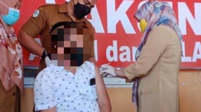 Vaksin Corona di Kabupaten Wajo Tidak Tepat Sasaran, Pejabat Berwenang Bungkam