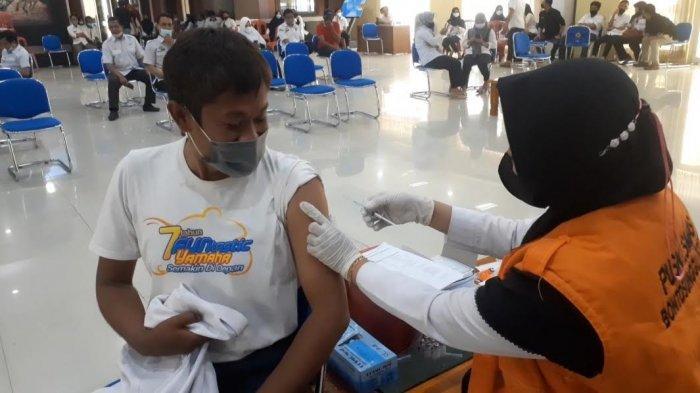 Diancam Tak Terima TPP,  ASN di Jeneponto Terpaksa Ikut Vaksin