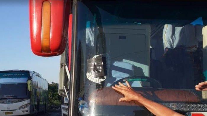 Aksi Pelemparan Batu ke Bus Marak di Pitumpanua Wajo, Polisi Diminta Bertindak