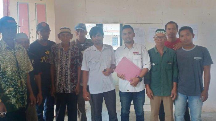 Kalangan Pemuda Ramaikan Pilkades di Desa Bambaira Pasangkayu
