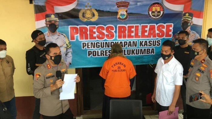 Terlibat Peredaran Narkotika, Dua IRT di Bulukumba Ditangkap Polisi