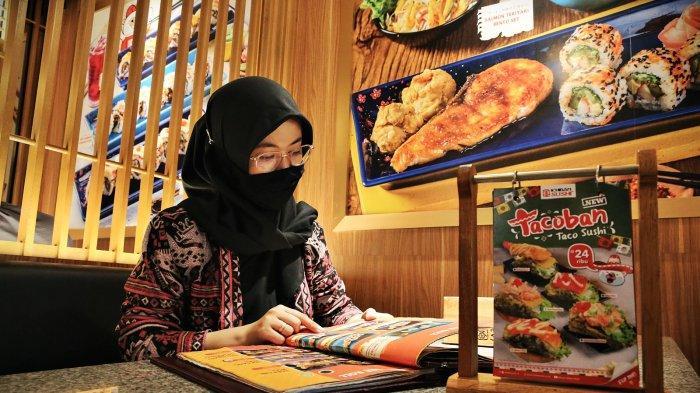 FOTO: Ichiban Sushi Nipah Mall Hadirkan menu special TACOBAN