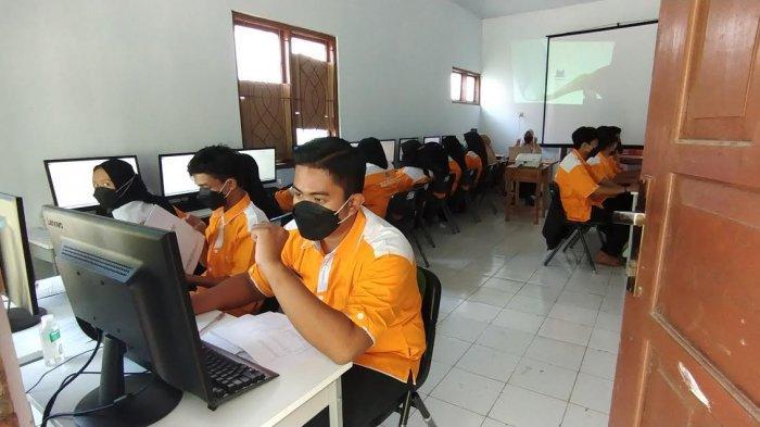 Kurangi Pengangguran, UPT BLK Pangkep Gelar 22 Pelatihan Keterampilan