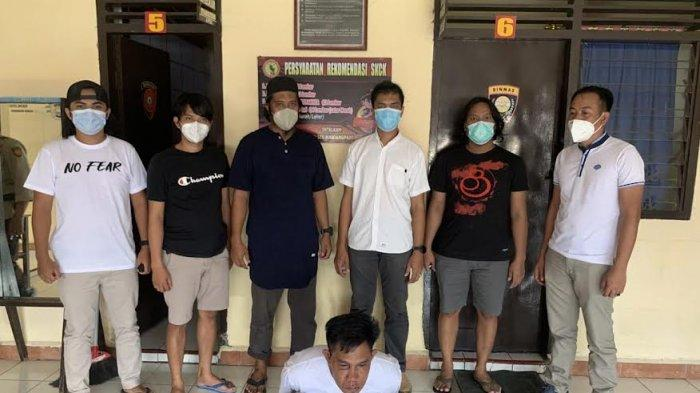 11 Bulan Buron, Pelaku Pencurian Sapi di Maniangpajo Wajo Ditangkap di Barru