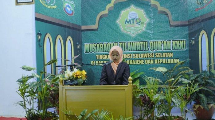 Pangkep Targetkan Juara Umum di MTQ Sulsel