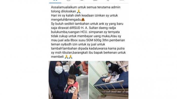 Sebar Informasi Hoax, Manajemen RSUD Sulthan Dg Radja Bulukumba Laporkan Akun Facebook ke Polisi