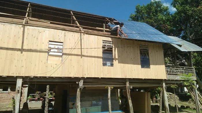 2 Rumah Tak Layak Huni di Sinjai Dapat Bantuan Bedah Rumah