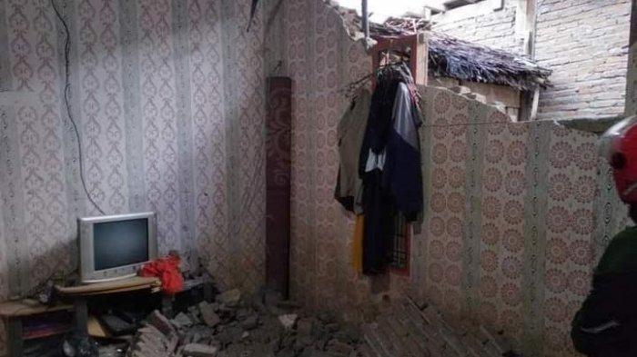 12 Rumah Rusak Akibat Gempa Bumi 5.4 Magnitudo di Mamuju Tengah