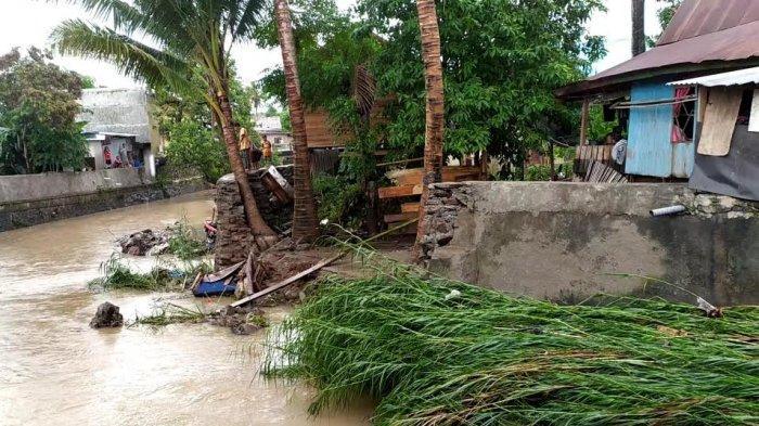 Dampak Banjir, 7 Tanggul di Bantaeng Ambruk
