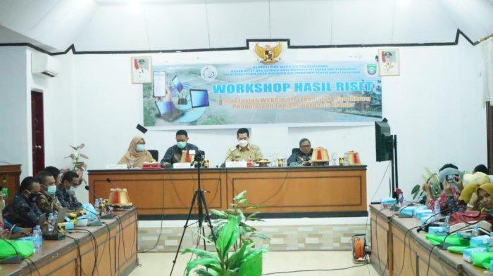 Hadiri Workshop FGD BRPBAPPP, MYL: Kembalikan Kejayaan Pangkep Penghasil Udang dan Ikan Bolu
