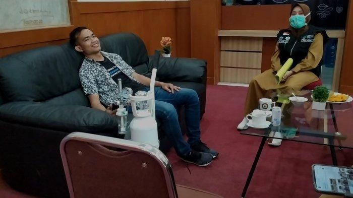 Usai Divaksin Corona, Jurnalis di Bantaeng Pingsan