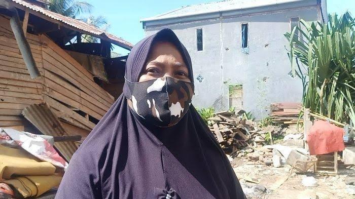 Penyintas Gempa di Mamuju Belum Terima Dana Tunggu Hunian