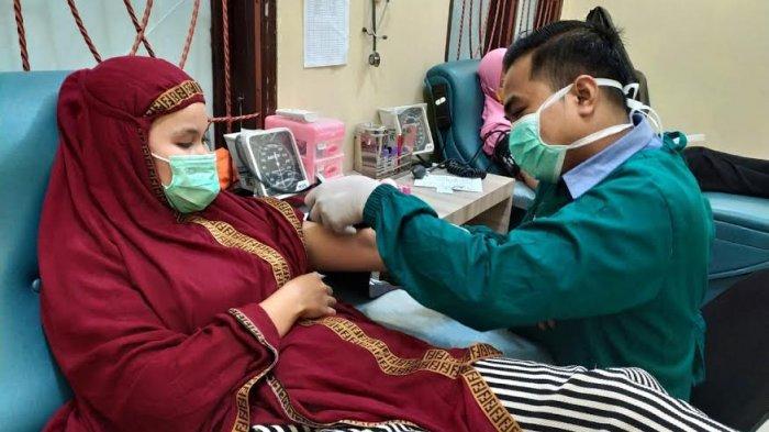 Stok Darah di UTD RSUD Pinrang Kosong, Warga Diajak Lakukan Donor Darah
