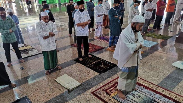 Pengurus Masjid Al Markaz Al Islami Batasi Jamaah Ied hingga 2.500 Orang: Ikut Anjuran Pemerintah