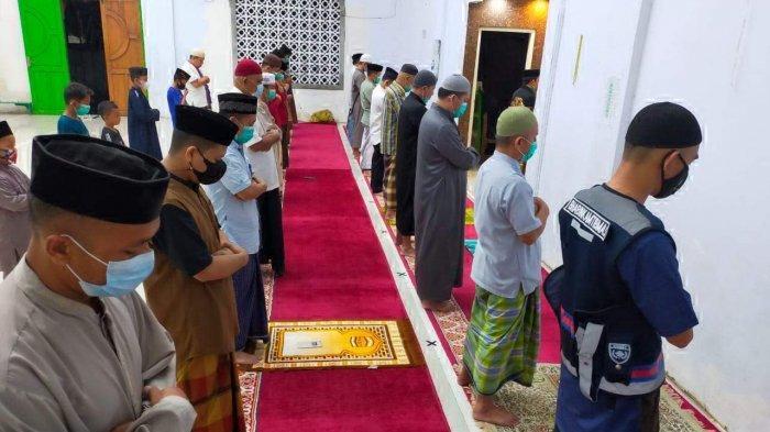 Usai Gelar Salat Gerhana Bulan, Sekretaris PD Muhammadiyah Majene Berdoa Covid-19 Segera Berakhir