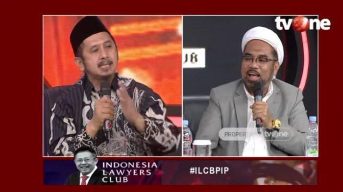 Ali Ngabalin Nyaris Dipermalukan Wakil MUI di ILC Gegara Yudian Sebut Agama Musuh Besar Pancasila
