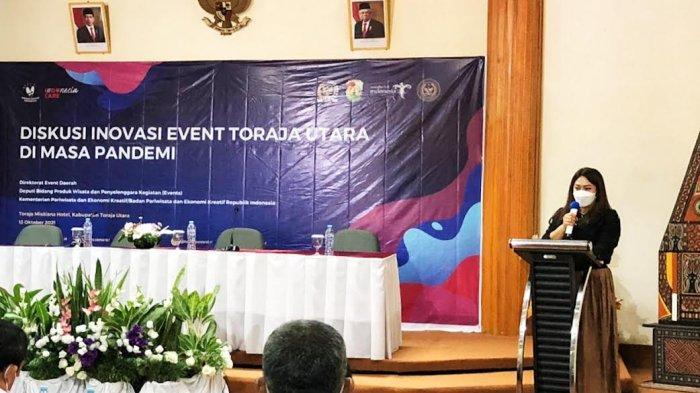 Dibandingkan Toraja International Festival, Eva Rataba Puji Pelaksanaan Toraja Highland Festival