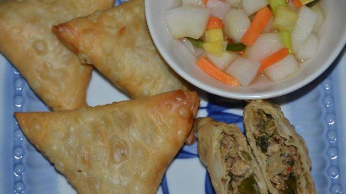 Penasaran dengan Kuliner Samosa Kibana Makanan Khas Timur Tengah? Outletnya ada di Pantai Losari