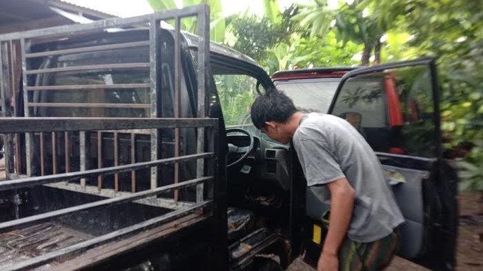 Mobil Pengusaha Kunyit di Samaenre Sinjai Nyaris Dicuri
