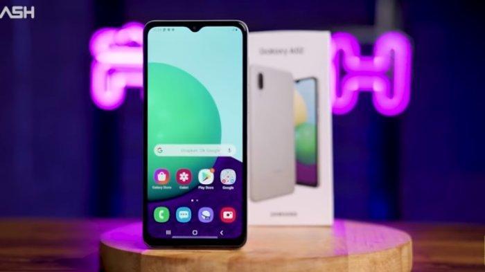 Daftar Harga Hp Samsung April 2021 di Erafone, A02s, Galaxy A10s, A50s, A01, A12, Mulai Rp 1 Jutaan