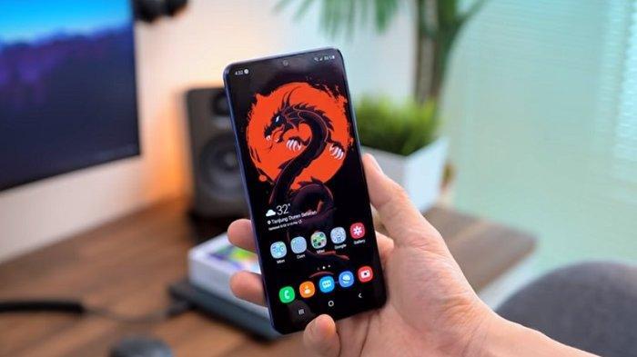 Daftar Harga Hp Samsung Terbaru Januari 2021 Galaxy A12 Galaxy A31 M31 A02s Hanya Rp1 8 Juta Tribun Timur